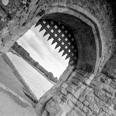 Leeds Castle Gate