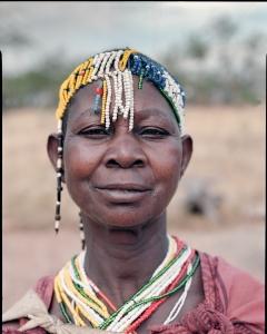 Hadzabe Elder